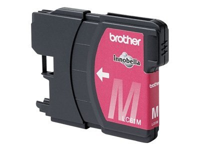 Cartucho Brother Original LC61M Magenta ´Sem Caixa´
