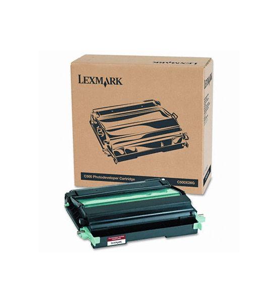 Cilindro Fotocondutor Lexmark C500 Original C500X26G