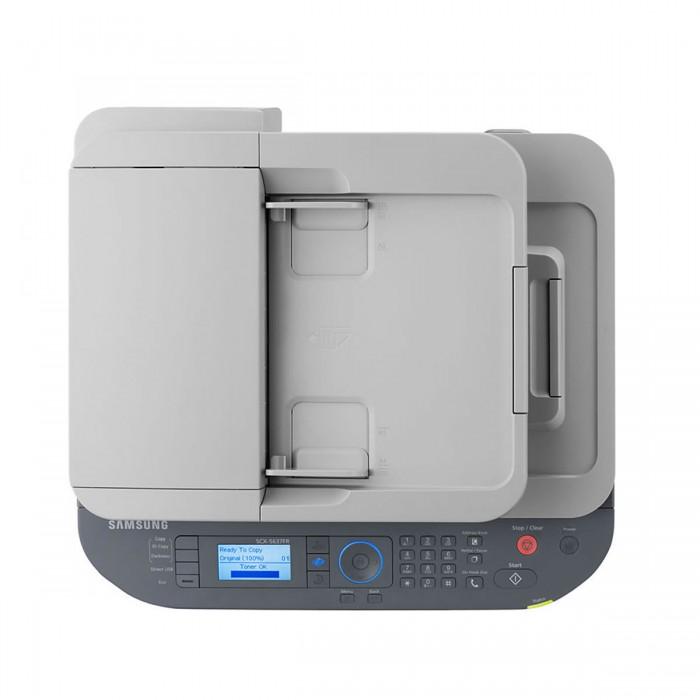 ... Multifuncional Samsung Laser SCX-5637FR Impressão   Digitalização  Cópia    Fax   Seminova + 7fc1d85ba9