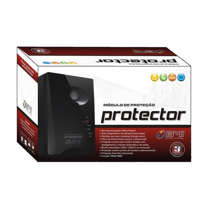 Módulo de Proteção Protector BMI PT1500B1P 1500VA 115V/220V Bivolt