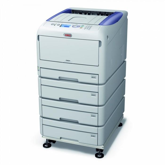 Impressora Okidata LaserJet C831N Color