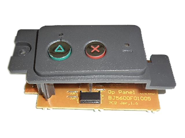 Painel de Controle Lexmark  E-120 40x1283
