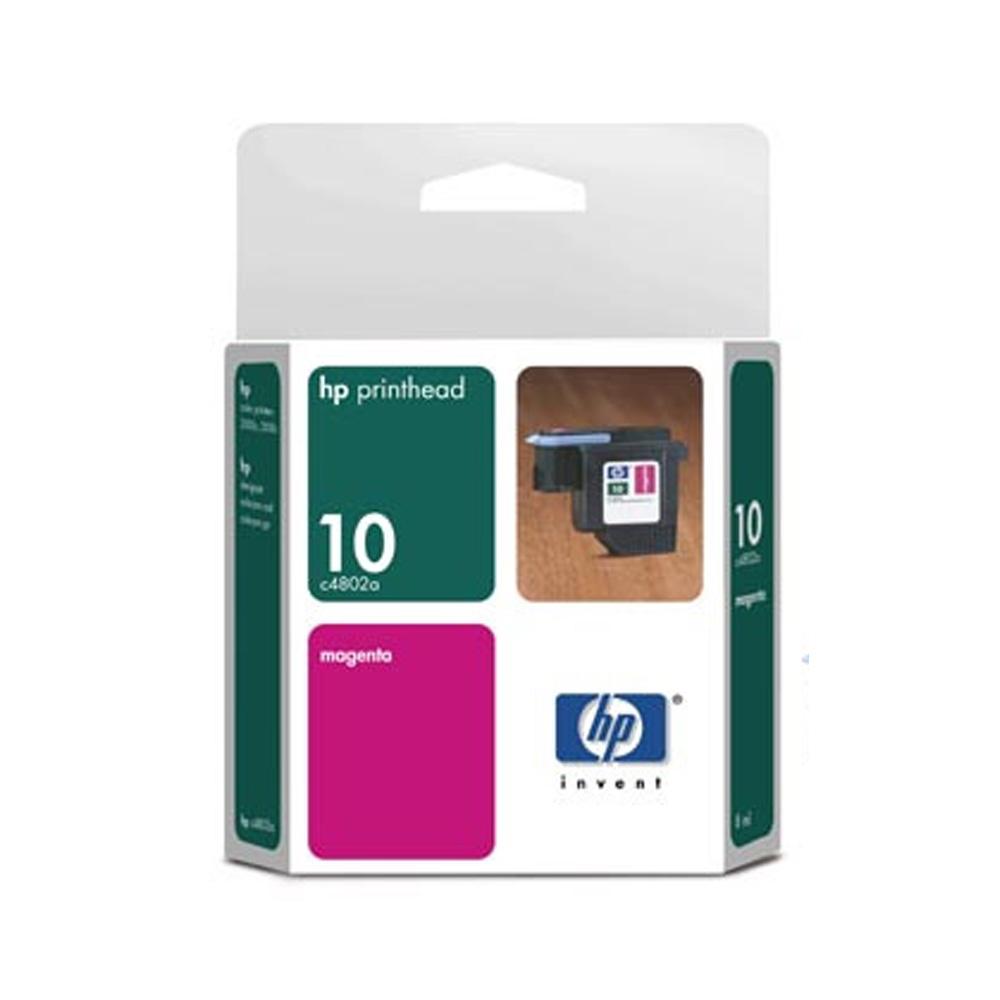 Cabeça de Impressão HP 10 C4802A Magenta | 2000C | 2500C