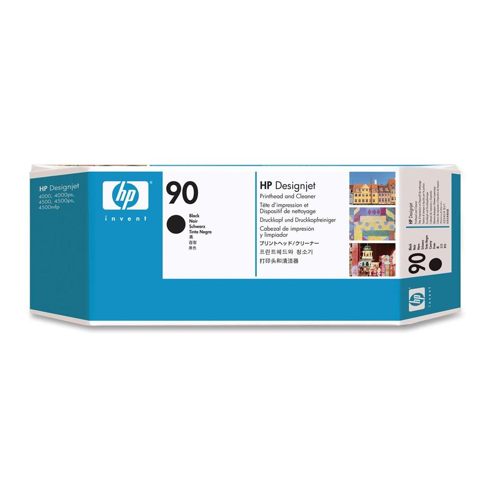 Cabeça de Impressão HP 90 C5054A Black | 4000 | 4020 | 4520 | 4500