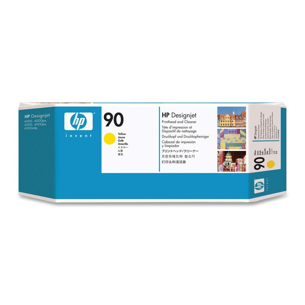 Cabeça de Impressão HP 90 C5057A Yellow | 4000 | 4020 | 4520 | 4500