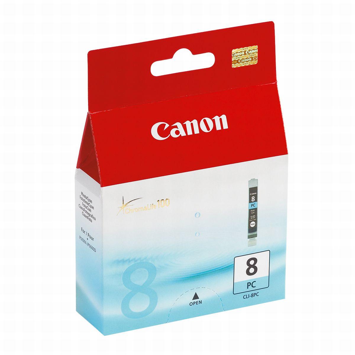 Cartucho Canon Original CLI-8PC Photo Cyan