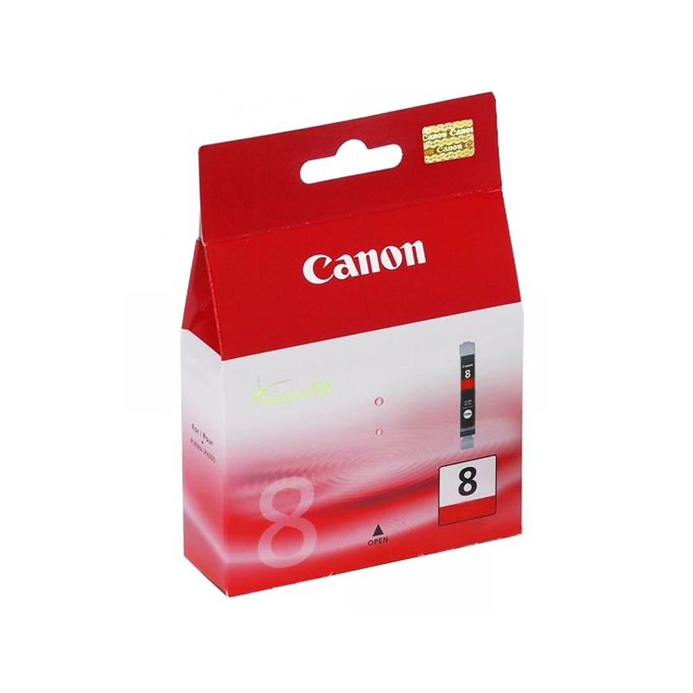 Cartucho Canon Original CLI-8R Red Canon PIXMA Pro9000