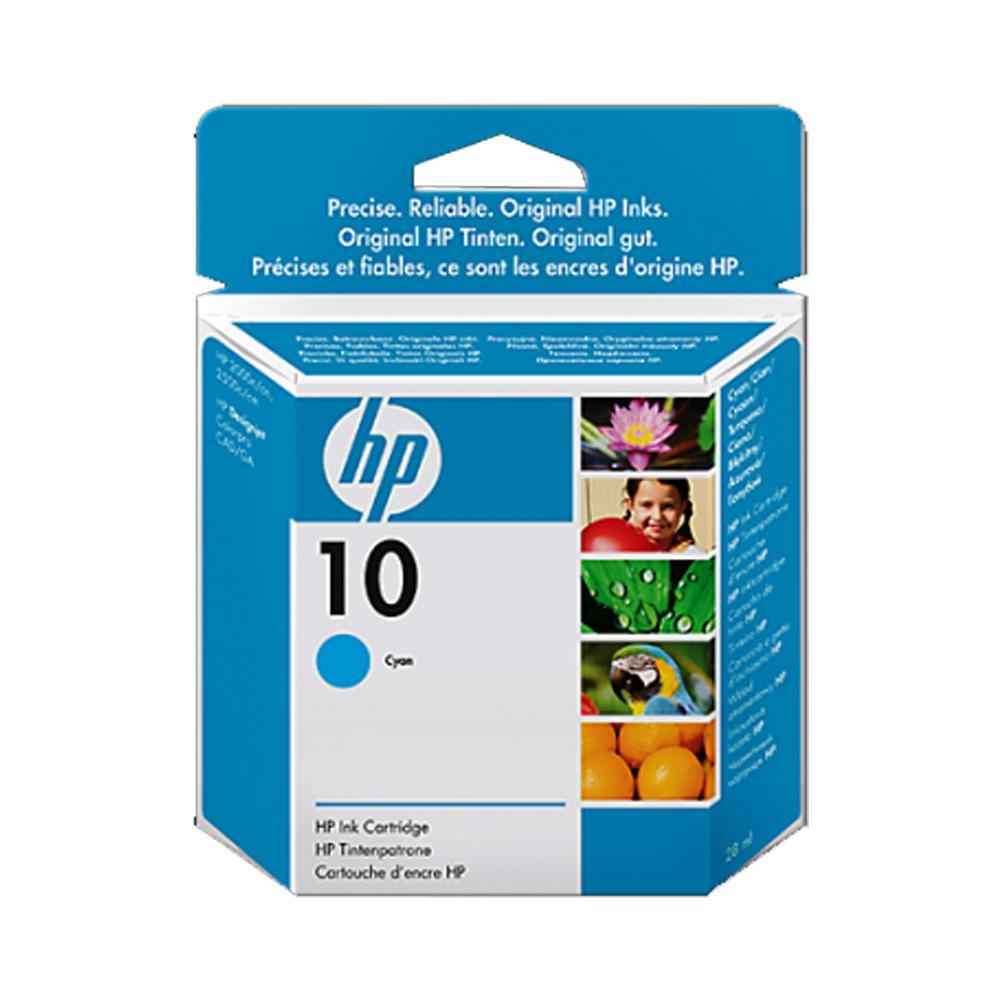Cartucho HP 10 Original C4841A Cyan | GA | CAD | 2000C | 2500C
