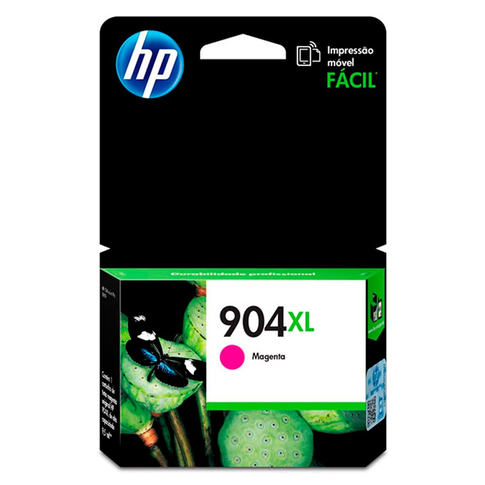 Cartucho HP 904XL Original T6M08AB Magenta HP Officejet Pro 6970