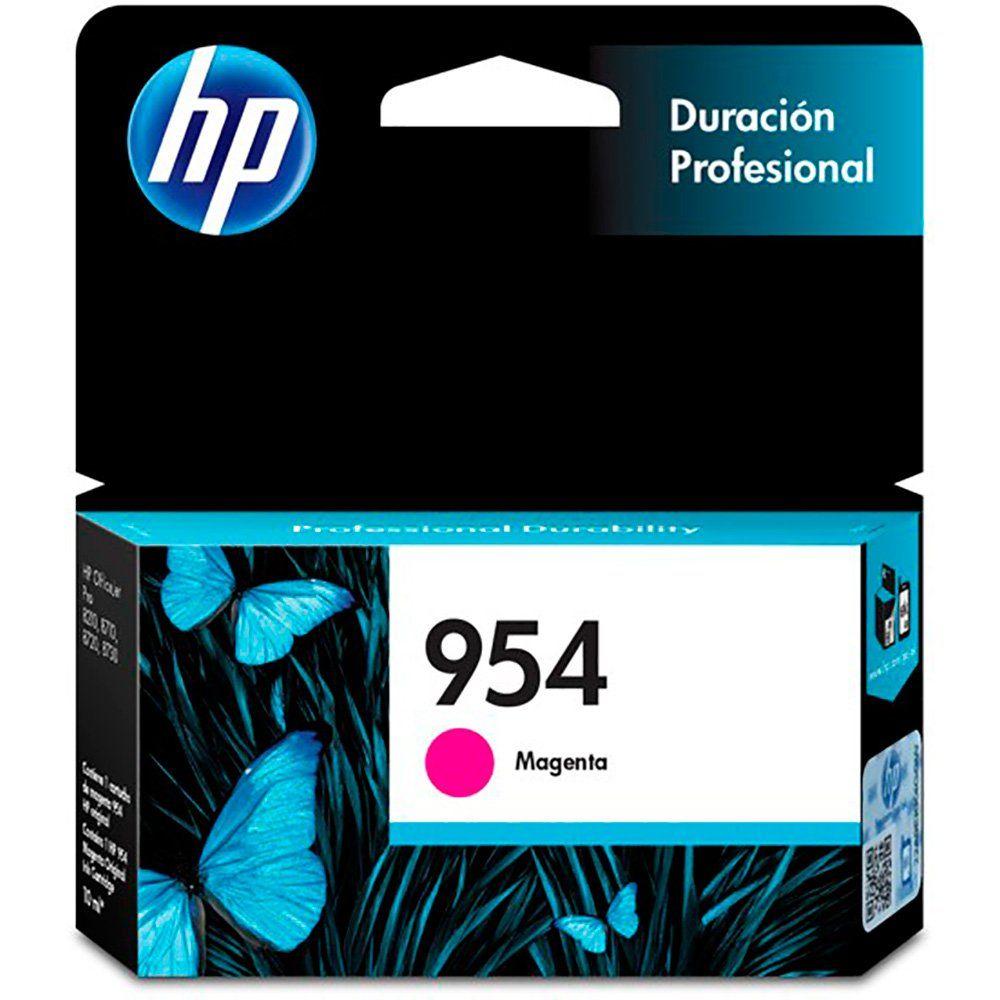 Cartucho HP 954 Original | L0S53AB Magenta | 8210 | 8730 | 8710 | 8720