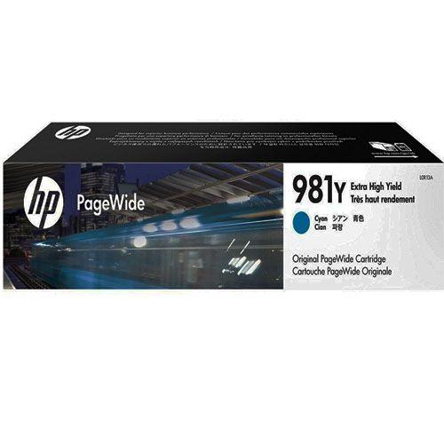 Cartucho HP 981Y L0R13A - CIAN | 556DN | 556HX | 586DN | 586F