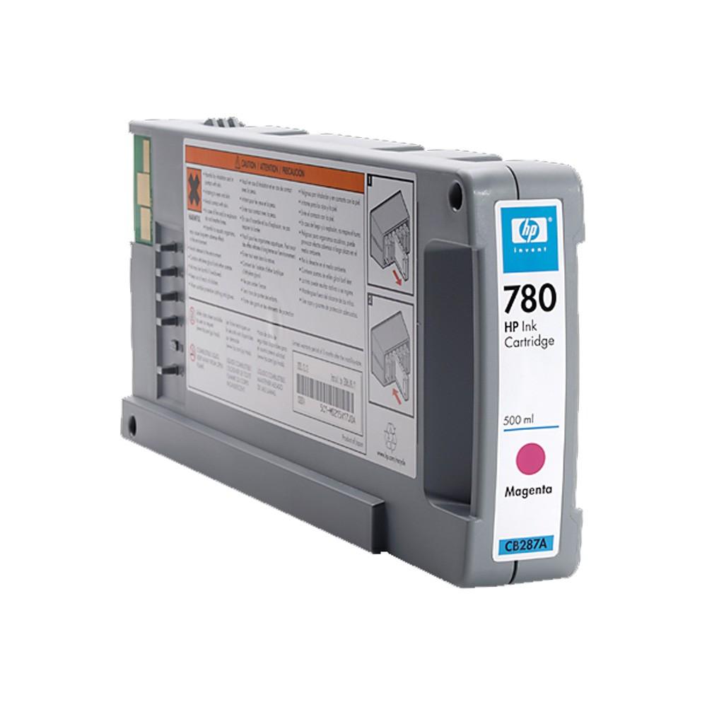 Cartuchos HP 780 Original CB287A Magenta | HP 8000s 8000sr