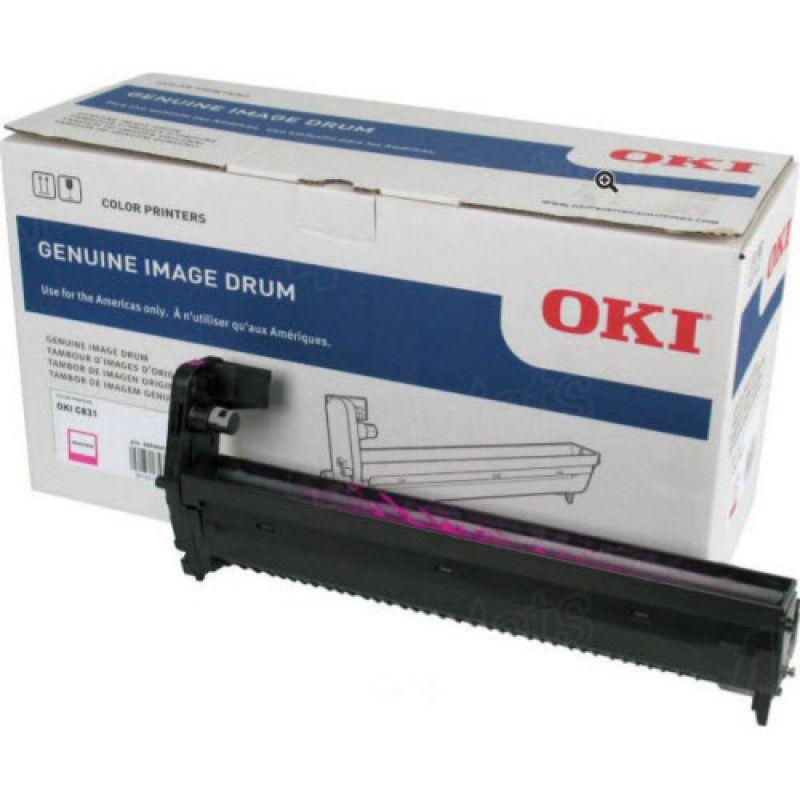 Cilindro Drum Okidata Original 44844414Magenta - C831 30K