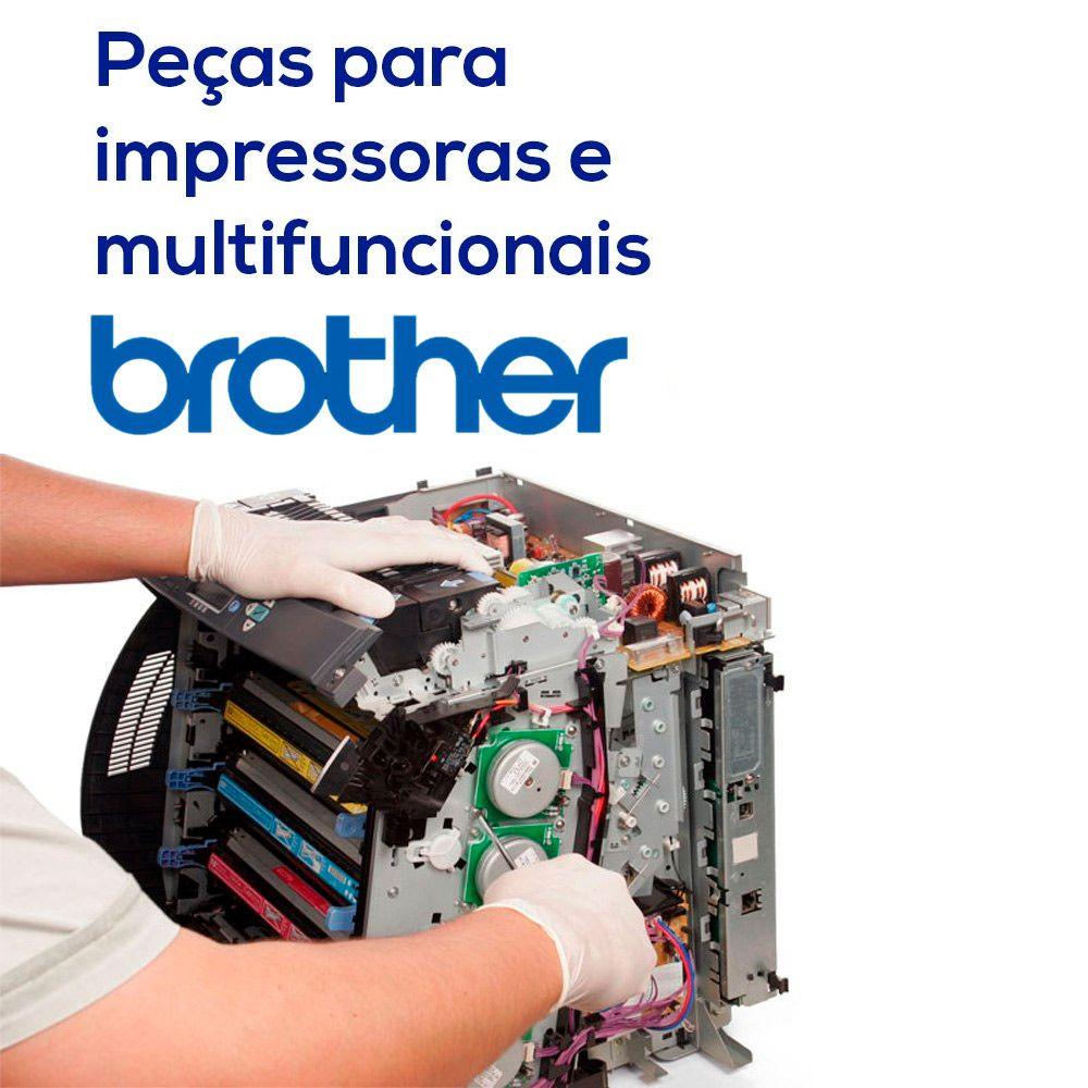 Diversas peças para impressoras Brother - Placas, Bandejas, Paineis, Pickup Roller