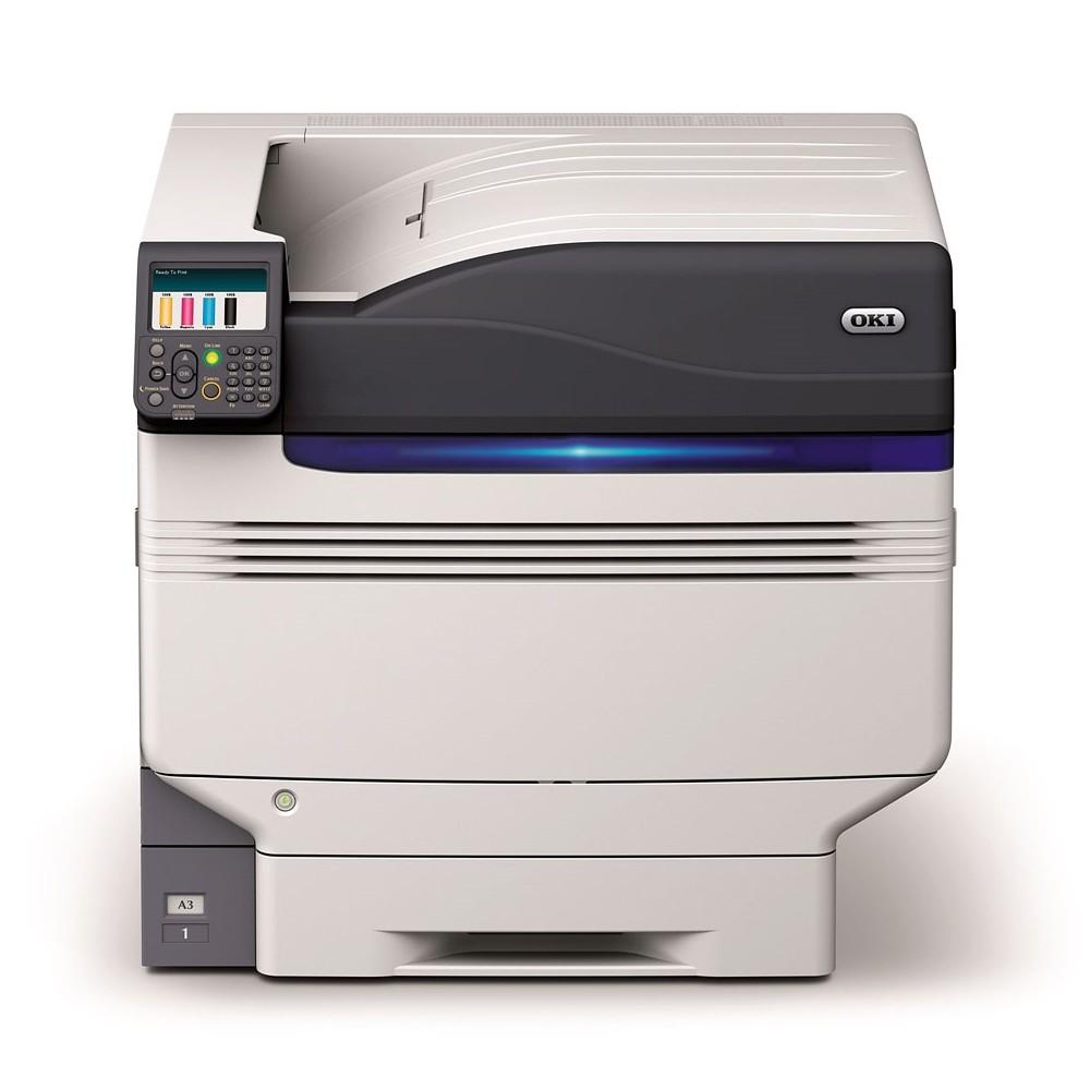 Impressora Okidata LaserJet C911dn Color A3 com Rede |Duplex