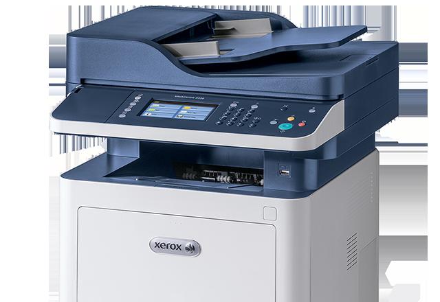 Impressora Xerox 3345 DNI WorkCentre Multifuncional