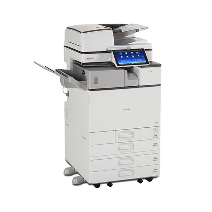 Multifuncional Colorida Ricoh MP C3004 Com Aplicações Andróid Revisada + Toner