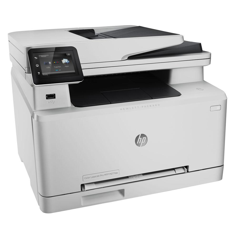 Multifuncional HP Color LaserJet Pro M277dw MFP B3Q11A Duplex | Wireless
