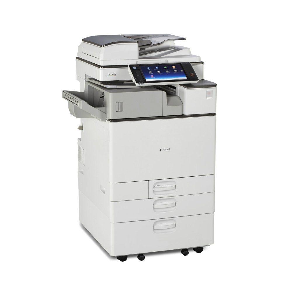 Multifuncional Ricoh Aficio MPC2503 Color - Seminova com Garantia - Loja  Casa Print ... 73afb81bbb