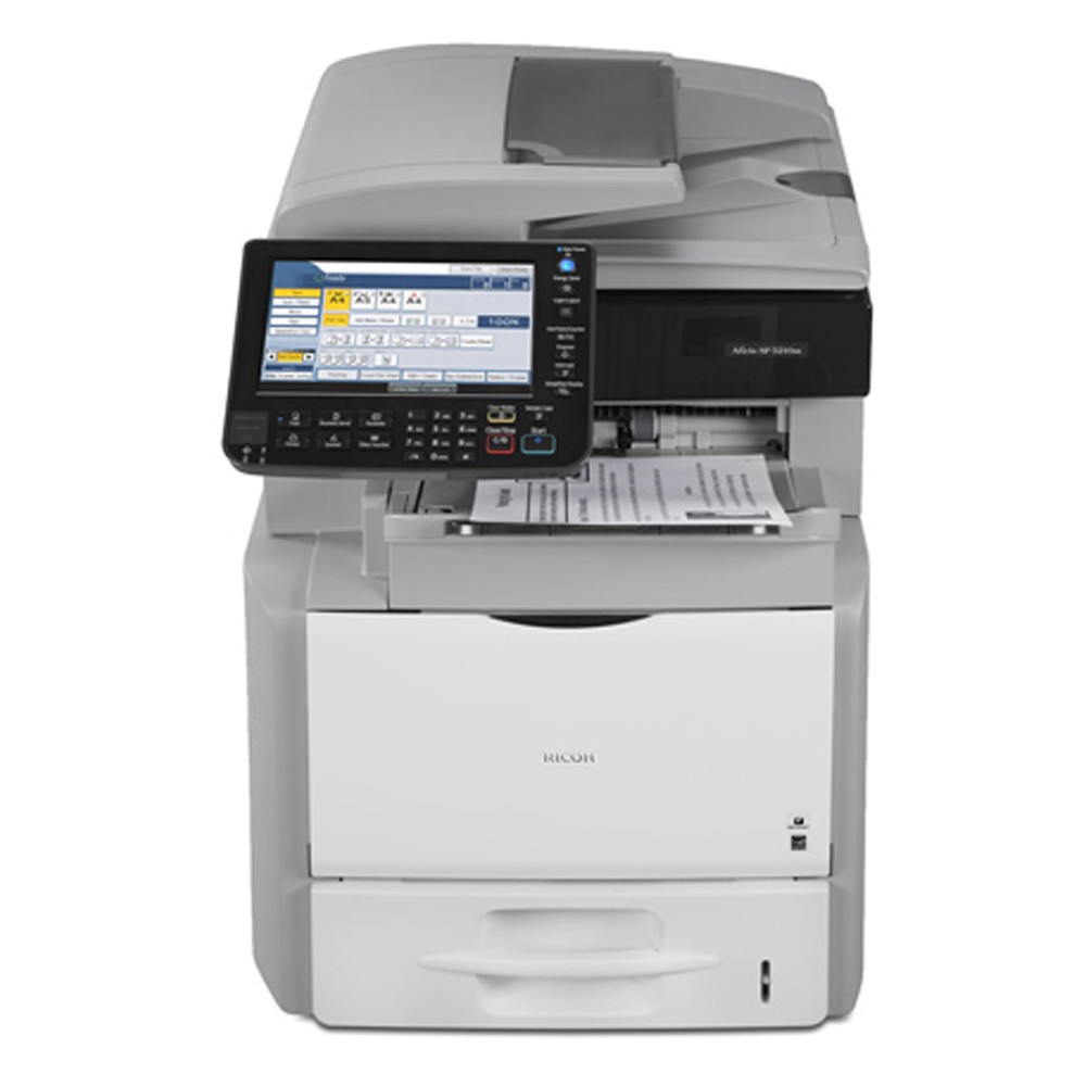 Multifuncional Ricoh Aficio SP 5200S Laser Mono - Revisada com Garantia