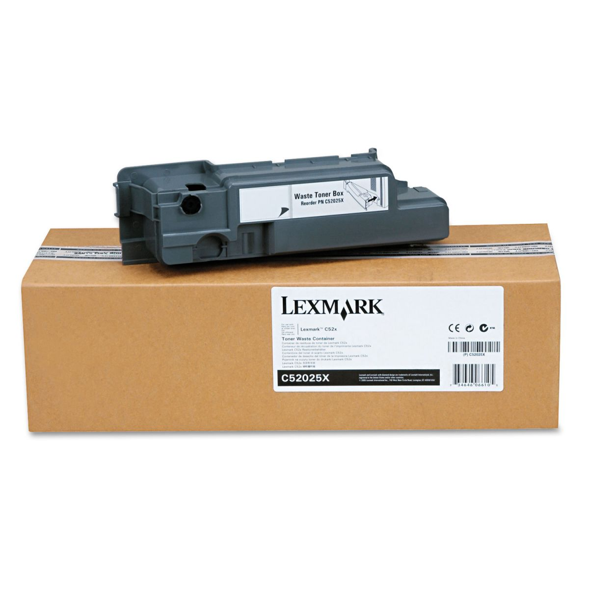Recipiente de Resíduos Lexmark C52025x