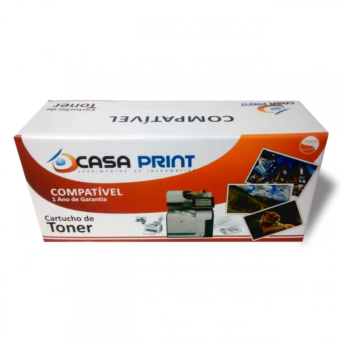 Toner Brother Compatível TN-360 | TN360 Black | HL-2140 | MFC-7440N | DCP-7040