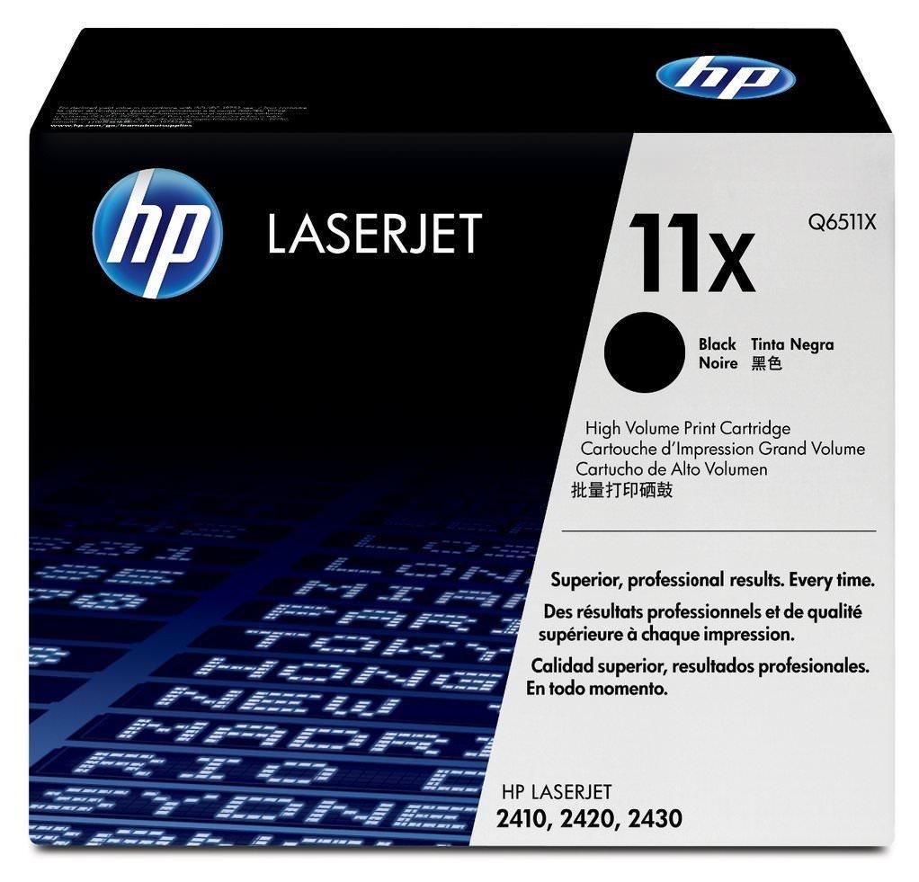 Toner HP 11X Original Q6511X Black | 2400 | 2420 | 2430