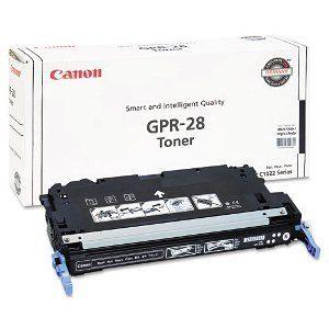 Toner Original Canon GPR-28 Black