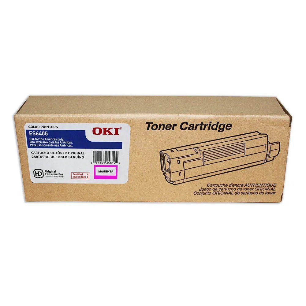 Toner Original Okidata ES6405 44315342  Magenta
