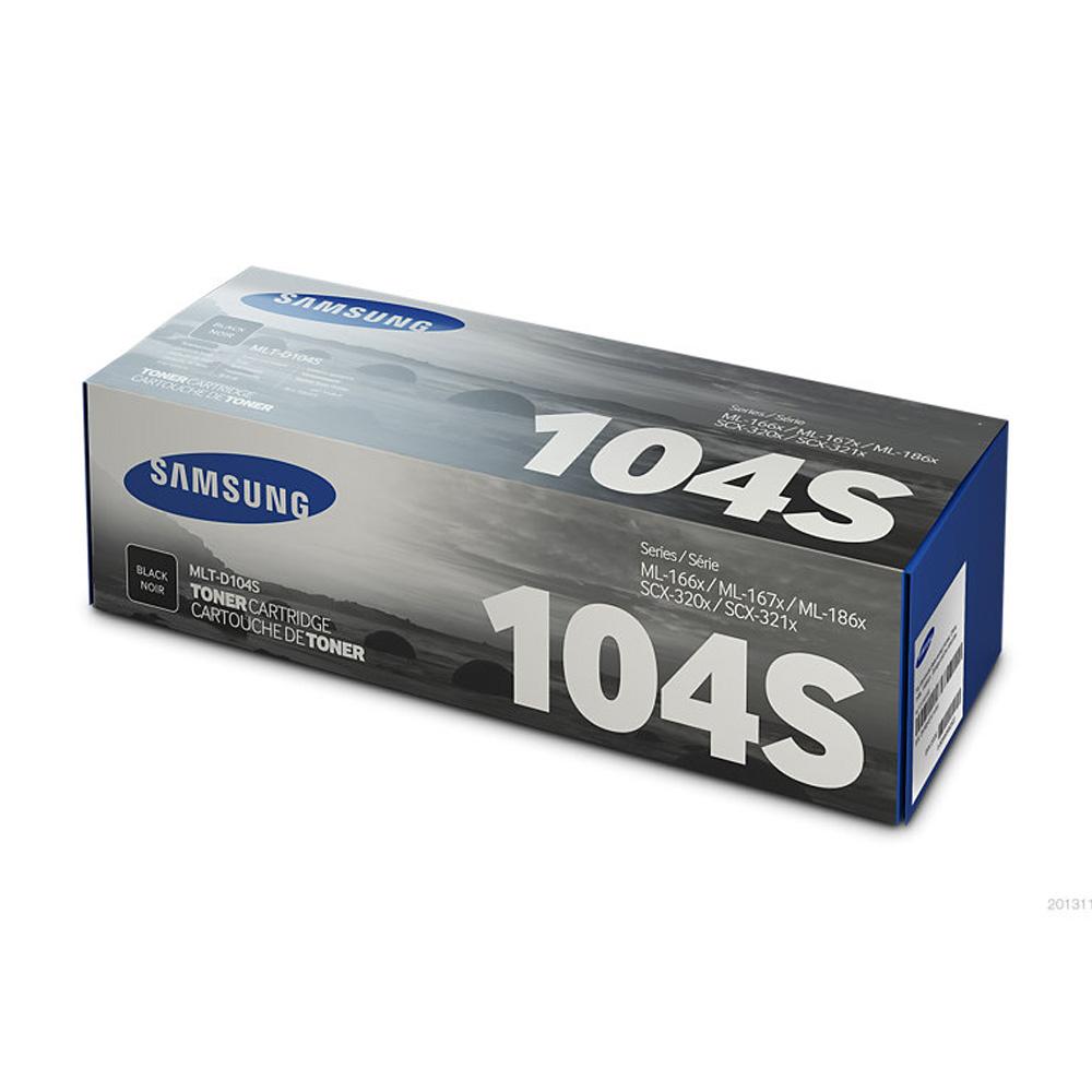 Toner Samsung Original MLT-D104S Black | ML-1665 | ML-1861 | SCX-3210