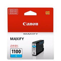 Cartucho de Tinta Canon PGI1100C Ciano 4,5ml