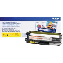 Cartucho de Toner Brother TN310Y Amarelo