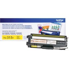 Cartucho de Toner Brother TN315Y Amarelo