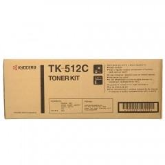 Cartucho de Toner Kyocera TK512C Ciano