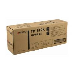 Cartucho de Toner Kyocera TK512K Preto