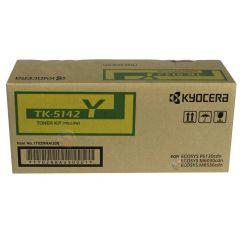 Cartucho de Toner Kyocera TK5142Y Amarelo