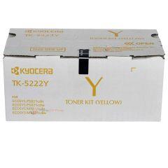 Cartucho de Toner Kyocera TK5222Y Amarelo