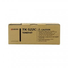 Cartucho de Toner Kyocera TK522C Ciano