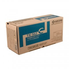 Cartucho de Toner Kyocera TK562C Ciano