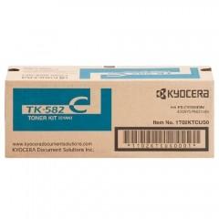 Cartucho de Toner Kyocera TK582C Ciano
