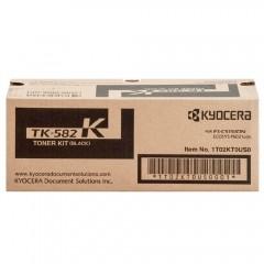 Cartucho de Toner Kyocera TK582K Preto