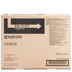 Cartucho de Toner Kyocera TK7107K Preto