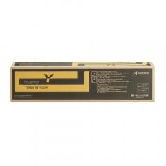 Cartucho de Toner Kyocera TK8707Y - Amarelo
