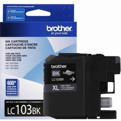 Cartucho de Tinta Brother LC103BK Preto