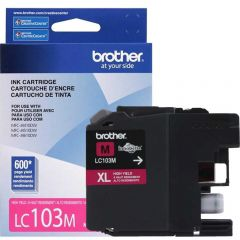 Cartucho de Tinta Brother LC103M Magenta