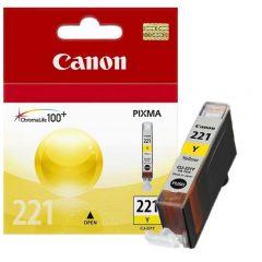 Cartucho de Tinta Canon CLI221Y Amarelo