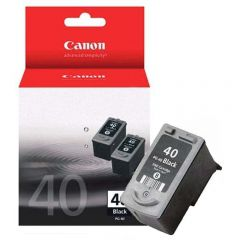 Cartucho de Tinta Canon PG40BK Preto