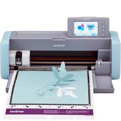 Máquina de Corte Brother ScanNCut SDX125 Com Scanner 110V