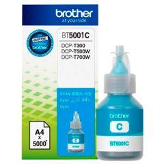 Refil de Tinta Brother BT5001C Ciano