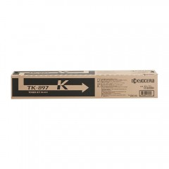 Toner Kyocera TK897K - Preto